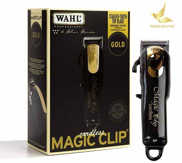 tong do wahl magic clip gold edition 2019 (5)